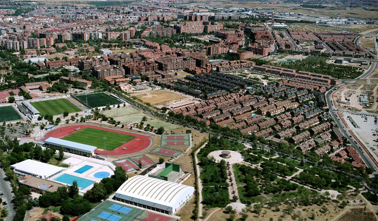 Ciudad de alcorcon